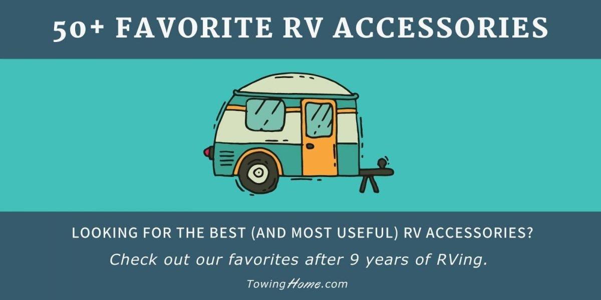 best rv accessories