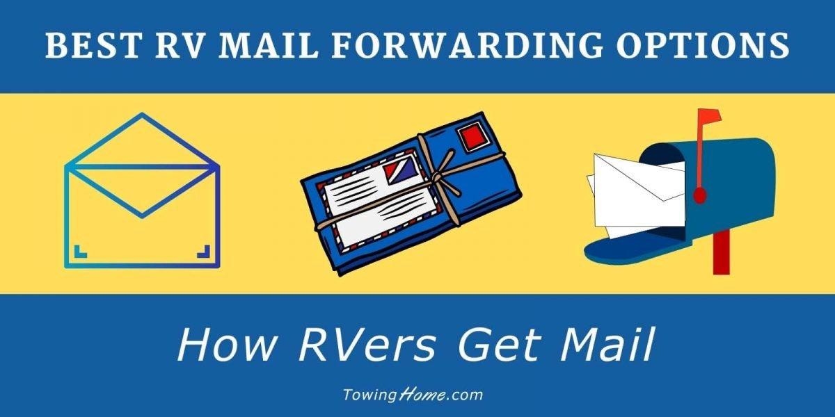 best rv mail forwarding options