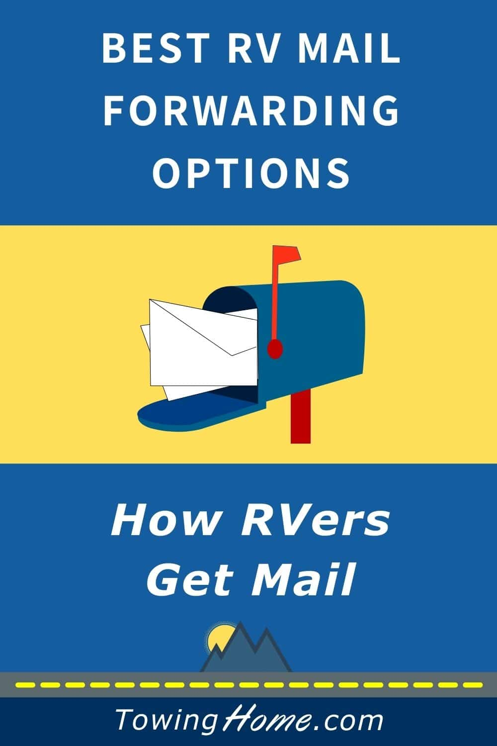 Best RV Mail Forwarding Services - How RVers Get Mail