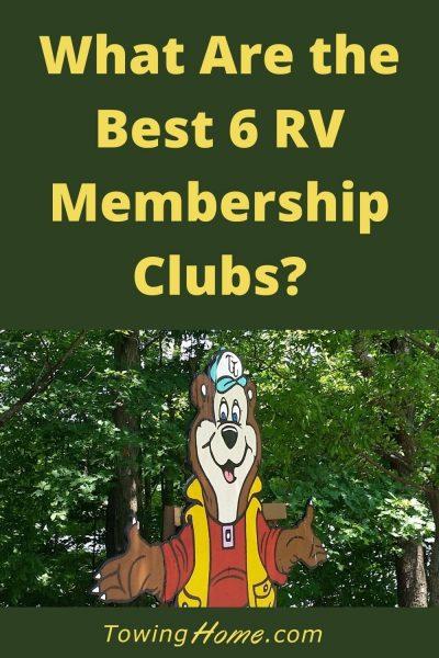best rv membership clubs