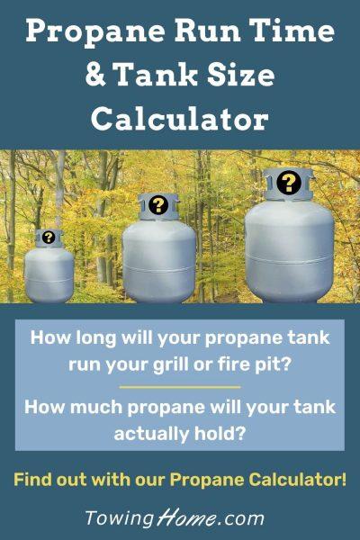 propane usage calculator pin