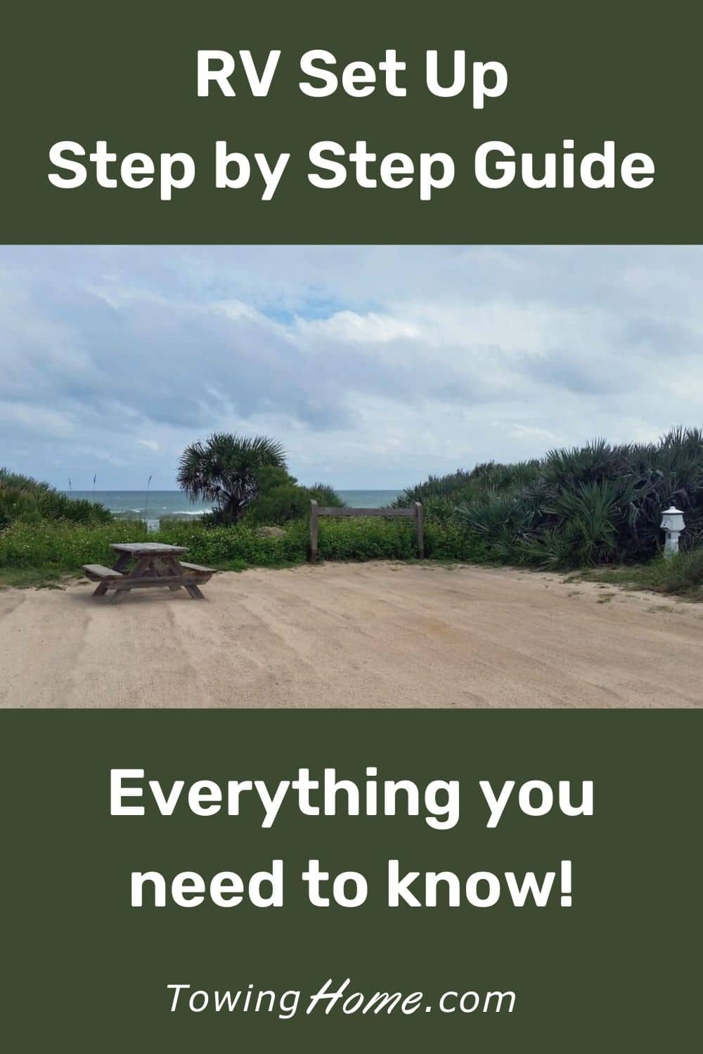 RV Set Up Guide Step by Step (And Everything You Need)