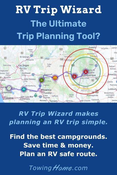rv trip wizard pin
