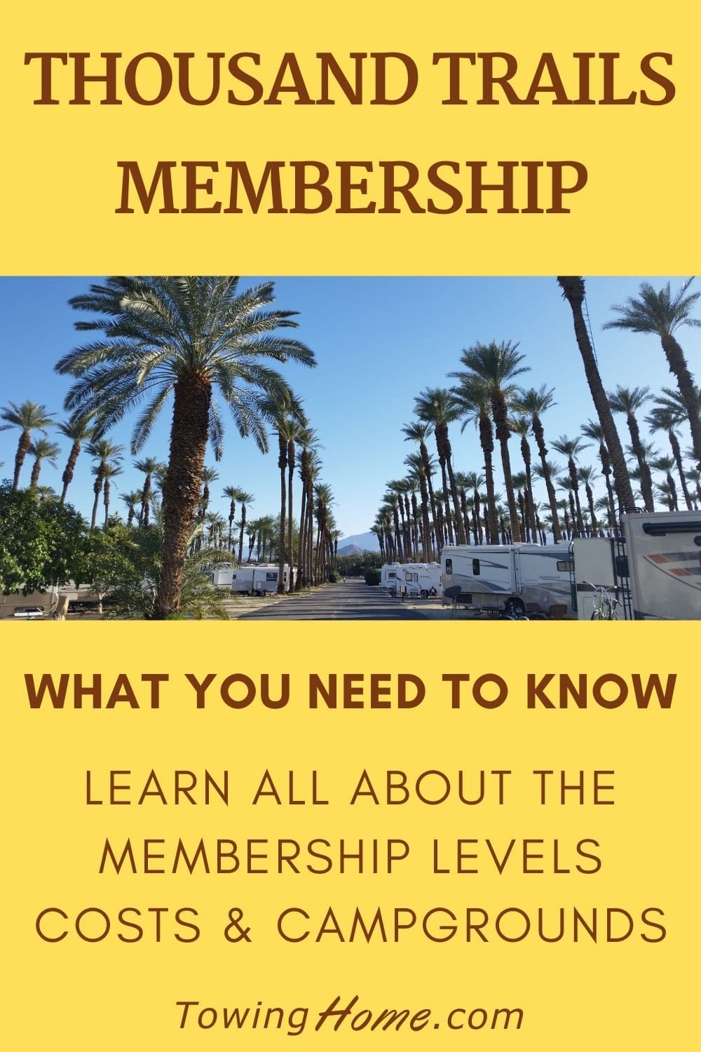 Thousand Trails Membership (What You Need to Know)