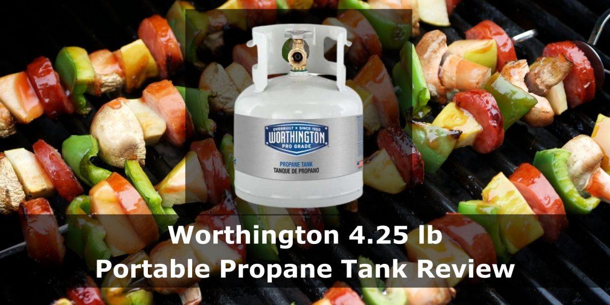 worthington propane tank review